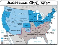 Excellent homeschool unit on the Civil War w/ free lapbook downloads