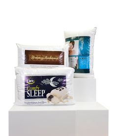 More brands, big savings! Bed pillows from all name brands... starting at $7.99. #BurkesOutlet