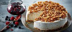 Cheesecake a la risalamande