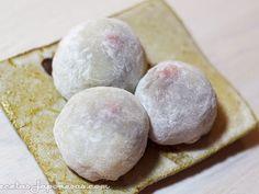 Recetas Japonesas: Daifuku Mochi (Pastelitos de arroz) - Taringa!