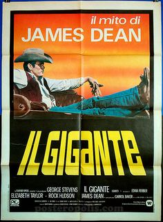 November 24 - Opened on this date in 1956: Giant. #jamesdean