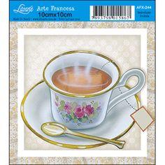 Papéis para Arte Francesa AFX Litoarte 10 x 11,3 cm - Modelo 244 - CasaDaArte