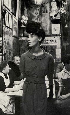 Paris 1957  photo by Gleb Derujinsky