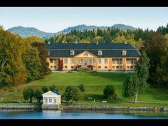 Bogstad gård, Sørkedalsveien 450 B/C, Oslo Oslo, Villas, Houses, Mansions, Park, House Styles, Mansion Houses, Manor Houses, Villa