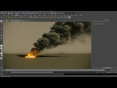 How to Make Fluids In Maya - Part 1 - YouTube