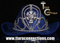 Rodeo Hat Crown - TR299RO - $44.50 - Available at Tiara Connections