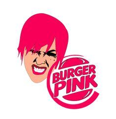 Burger Pink
