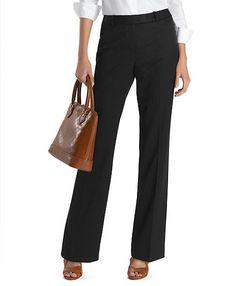 Gabardine Dress Trousers $198