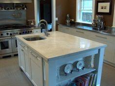 white concrete counter tops | Cheng Concrete Buddy Rhodes by Patricia