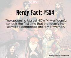 Nerdy Fact #584