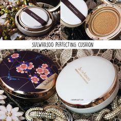 #sulwhasoo #cushion #koreanbeauty #kbeauty #makeup #cosmetics