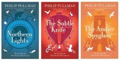 philip pullman his dark materials - Google Search