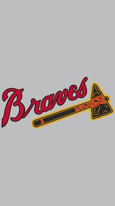 Atlanta Georgia, Atlanta Braves, Brave Wallpaper, Braves Baseball, New England Patriots, Michigan, Sports, Ideas, Art