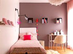 """Résultat de recherche d'images pour """"chambre rose enfant"""""""