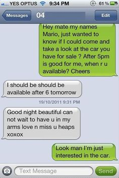 Examples Of Dirty Texts To Guys