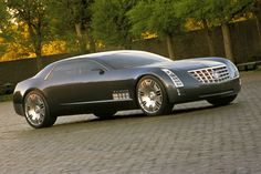 2003 Cadillac Sixteen (favorite concept cars)