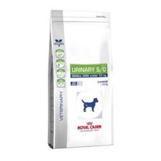 Royal Canin Urinary S/O Small Dog Usd20 - Veterinary Diet Canine (Seco)