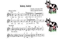 Výsledek obrázku pro vozar hudební výchova pracovní listy Sheet Music, Math, Early Math, Math Resources