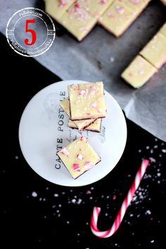 Bun mouse leivontanurkka: Advent Calendar - Porte 5: Triofudget in tre colori Joulukalenteri - Luukku 5: Triofudget kolmessa värissä