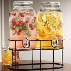 Love this dispenser, it's perfect for summer!