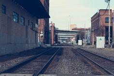 New free stock photo of light city road - Stock Photo