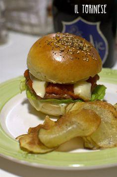 Il secondo burger di Giulia