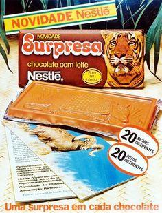 Chocolate Surpresa!