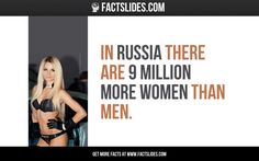 36 facts you didn't know about... RUSSIA