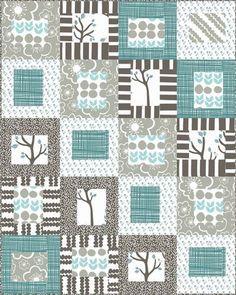 modern quilt baby - Google-Suche