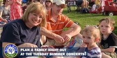 Great Indy free concert series