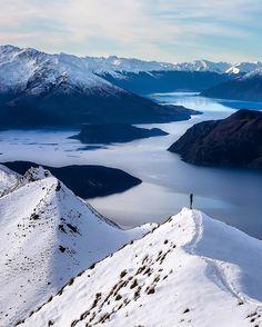 Rach Stewart | New Zealand (@rachstewartnz) on Instagram: Wanaka, New Zealand #NZ_lakes #lakewanaka #heliwedding #NZ_landscapephotographer