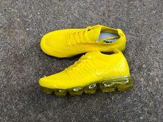 SunshineYellow Nike Air Vapormax Flyknit 2 Custom PLEASE   Etsy