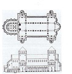 Saint Michael's Abbey plan Torino - Google Search