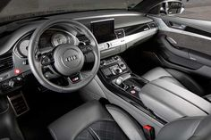 """Audi S8 ABT Power """"New Generation"""" 640 PS"""