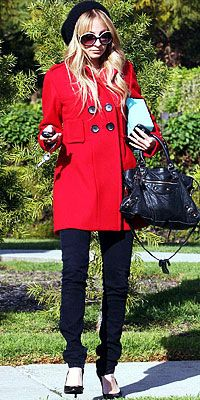 Nicole Richie. Seriously I love her style.