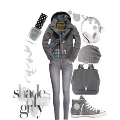 """""""Shades Of Grey"""" by louiseenorris on Polyvore Shades Of Grey, Shoe Bag, Polyvore, Stuff To Buy, Shopping, Collection, Design, Women, Fashion"""