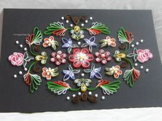 Quilling Design --- ForAngelsOnly.org