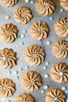 Frozen Inspired Gluten-Free Spritz Cookies Recipe