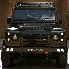 "// DEFENDER ""ALL BLACK """