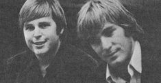 Carl and Dennis Wilson, The Beach Boys Carl Wilson, Dennis Wilson, The Beach Boys