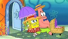 """And you've both agreed if you never find """"the one,"""" you'll just keep each other company. 