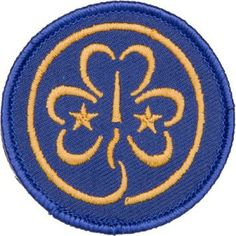 WAGGGS patch (have to get this from the UK)