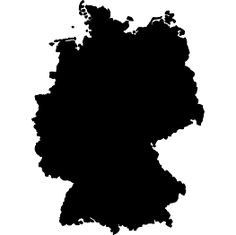 Germany Silhouette FREE SVG