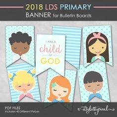 """ITEM DETAILS: • Title: LDS P.002 Banner • Item: Digital Printables • High Resolution: 300 dpi • Download Format: Instant Download*, Zipped Folder(s)* • Terms of Use: Personal and Ward* Use Only • Digital Files Include: (4) 8.5"""" x 11"""" PDF, 6 Pages (1) 8.5"""" x 11"""" PDF, 4 Pages (1) 8.5"""""""
