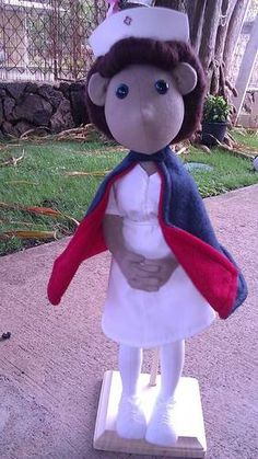 Nurse Poppet-How cute is this?