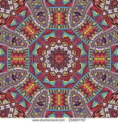 Tribal pattern.