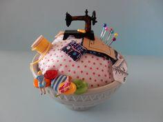 'Threads of Friendship' - #diorama #miniature #world - by #Love #Harriet @ www.lilyanddot.com.au