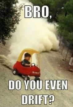 15 of the Funniest Car Memes Memes have fast become an internet phenomenon that sum up a situation visually in the most hilarious way possible. We've taken our time to comb through thousands of car memes looking for the best, most hysterically… Car Jokes, Funny Car Memes, Baby Memes, Car Humor, Funny Relatable Memes, Funniest Memes, Car Guy Memes, Stupid Funny, Funny Cute