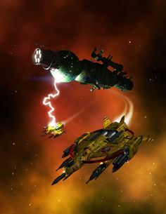 Image result for Terran Trade Authority Manta