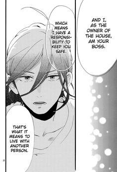 Tsubaki-chou Lonely Planet boss-san lol